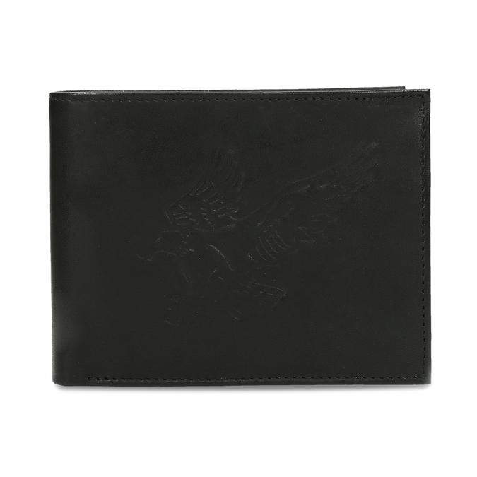 Pánska kožená peňaženka bata, čierna, 944-6171 - 26