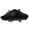 Čierna kožená kabelka bata, čierna, 964-6205 - 15