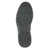 Pánska kožená zimná obuv bata, hnedá, 894-4659 - 26