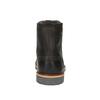 Pánska kožená zimná obuv bata, hnedá, 894-4659 - 17