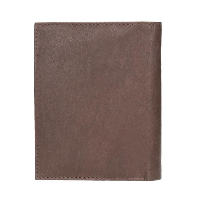 Štýlová pánska peňaženka bata, hnedá, 944-4172 - 19