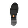 Dámske kožené Slip-on s obšitím flexible, čierna, 514-6257 - 26