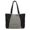 Dámska kožená kabelka bata, čierna, 966-6200 - 19