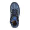Detská členková obuv so zateplením mini-b, modrá, 491-9651 - 19