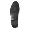 Kožená členková obuv vagabond, čierna, 894-6001 - 19