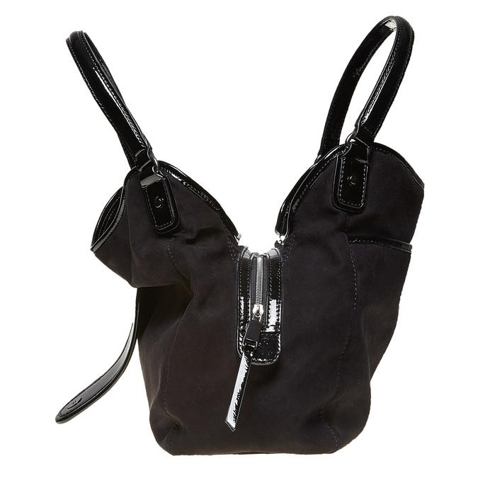 Elegantná dámska kabelka bata, čierna, 969-6209 - 17