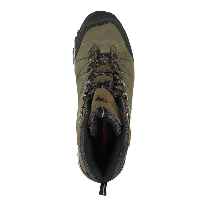 Pánska Outdoor obuv weinbrenner, hnedá, 846-3601 - 19