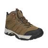 Kožená pánska Outdoor obuv weinbrenner, hnedá, 846-4601 - 13