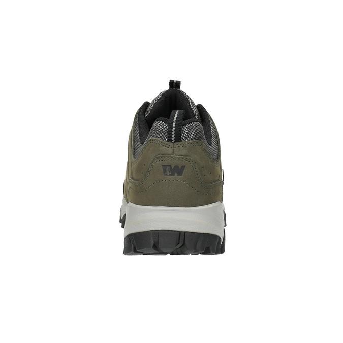 Kožená Outdoor obuv weinbrenner, hnedá, 846-3600 - 17
