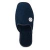 Pánska domáca obuv bata, modrá, 879-9609 - 17