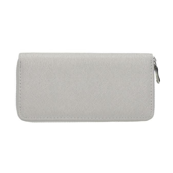 Štýlová dámska peňaženka bata, šedá, 941-2151 - 19