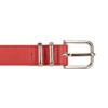 Červený dámsky opasok bata, červená, 951-5601 - 26