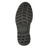 Kožená pánska členková obuv weinbrenner, šedá, 896-2107 - 26