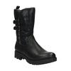 Štýlové dámske čižmy bata, čierna, 599-6610 - 13