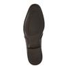 Hnedé kožené poltopánky bata, hnedá, 824-4754 - 26