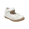 Dievčenská členková obuv bubblegummers, biela, 121-1617 - 13