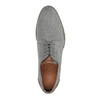 Ležérne kožené poltopánky šedé bata, šedá, 823-2600 - 19