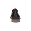 Kožené pánske poltopánky čierne bata, modrá, 826-6793 - 17