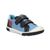 Detská obuv na suchý zips mini-b, modrá, 211-9607 - 13