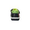 Detská obuv na suchý zips mini-b, čierna, 211-6607 - 17