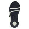 Detská obuv na suchý zips mini-b, modrá, 211-9607 - 26