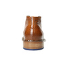 Celokožená členková obuv bata, hnedá, 826-3909 - 17