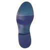 Celokožená členková obuv bata, modrá, 826-9909 - 26