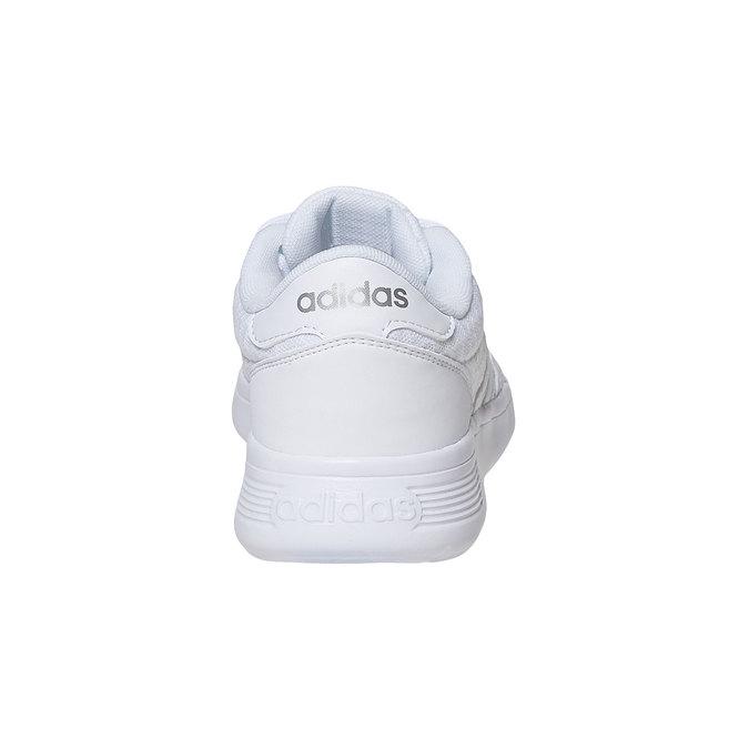 Biele športové tenisky dámske adidas, biela, 509-1335 - 17