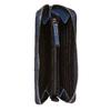 Dámska kožená peňaženka modrá bata, modrá, 944-9178 - 15
