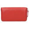 Červená kožená peňaženka bata, červená, 944-5178 - 19