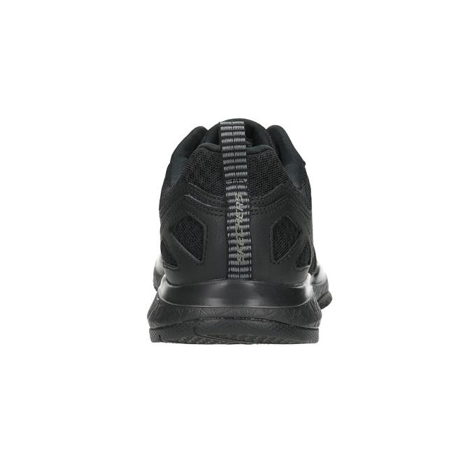 Pánske tenisky s pamäťovou penou skechers, čierna, 809-6141 - 17