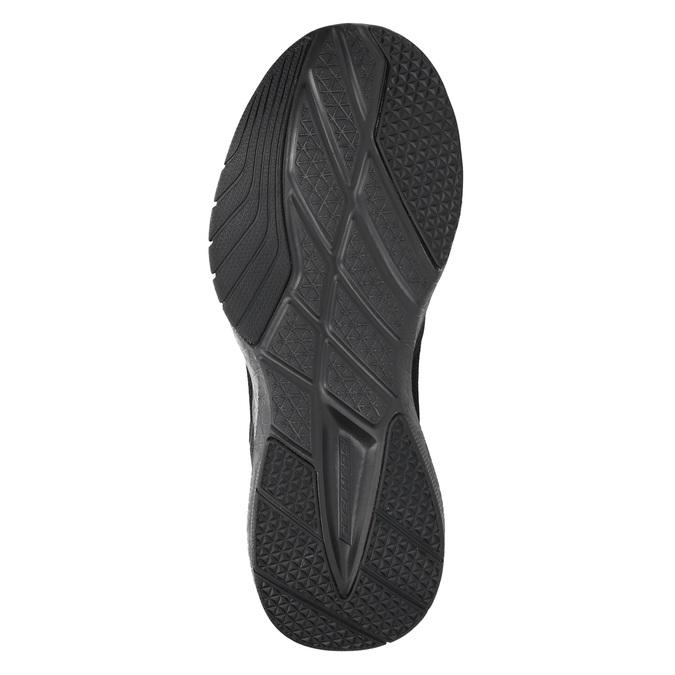 Pánske tenisky s pamäťovou penou skechers, čierna, 809-6141 - 26