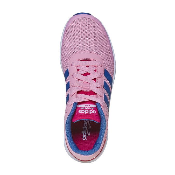 Detské športové tenisky ružové adidas, ružová, 409-5172 - 19