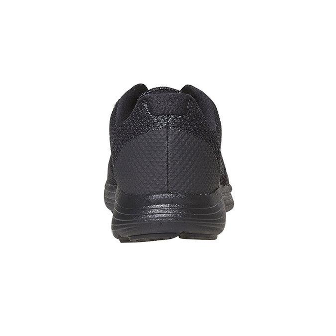 Pánske športové tenisky čierne nike, čierna, 809-6149 - 17