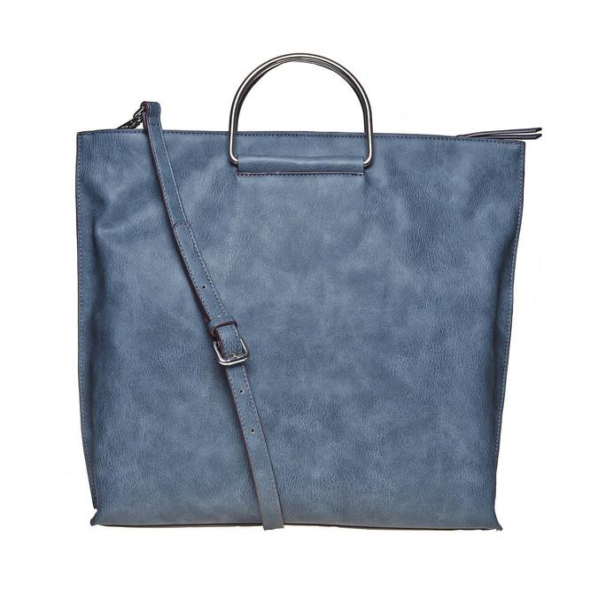 Modrá dámska kabelka bata, modrá, 961-9327 - 26