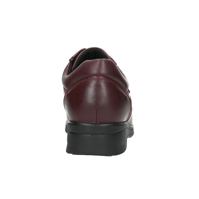 Dámska DIA obuv Denisa (124.5) medi, červená, 544-5494 - 17