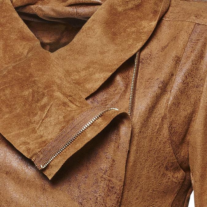 Ľahká dámska bunda bata, hnedá, 979-3635 - 16