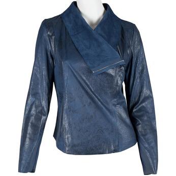Modrá jarná bunda bata, modrá, 979-9635 - 13