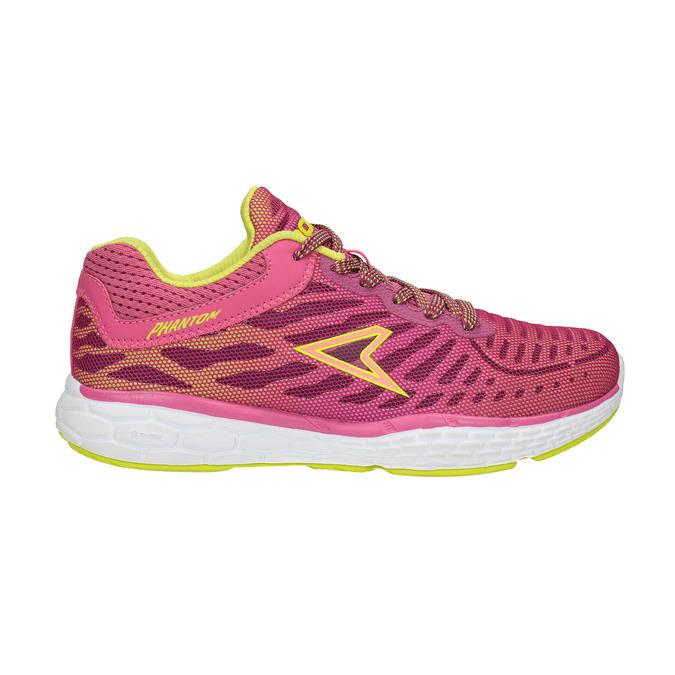 Ružové športové tenisky power, ružová, 509-5155 - 15