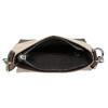 Pánska taška v štýle Crossbody bata, béžová, 969-8284 - 15