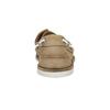 Kožené dámske mokasíny bata, hnedá, 526-4632 - 17