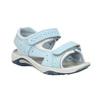 Kožené detské sandále weinbrenner-junior, modrá, 466-9607 - 13
