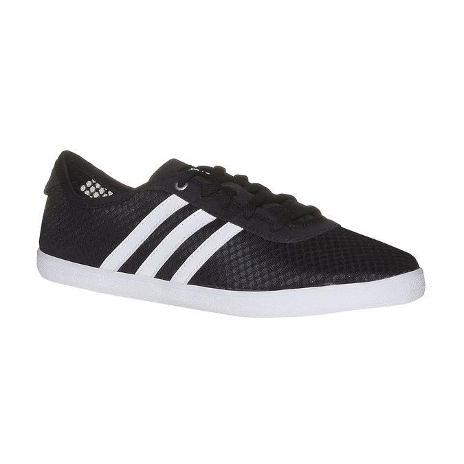 Dámske priedušné tenisky adidas, čierna, 509-6489 - 13