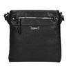 Čierna Crossbody kabelka gabor-bags, čierna, 961-6081 - 17