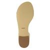 Kožené dámske sandále bata, biela, 568-1606 - 26