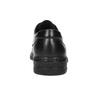 Pánske poltopánky s výraznou podrážkou pinosos, čierna, 824-6540 - 17