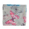 Dámsky kruhový šál bata, šedá, 909-2630 - 26