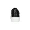 Kožené tenisky s výraznou podrážkou bata, čierna, 526-6641 - 17