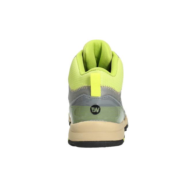 Šedá detská Outdoor obuv weinbrenner-junior, šedá, 419-2613 - 16