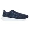Modré tenisky športového strihu adidas, modrá, 509-9112 - 19